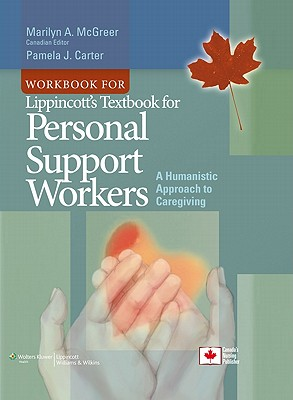 Personal Support Workers By McGreer, Marilyn A. (EDT)/ Carter, Pamela J.